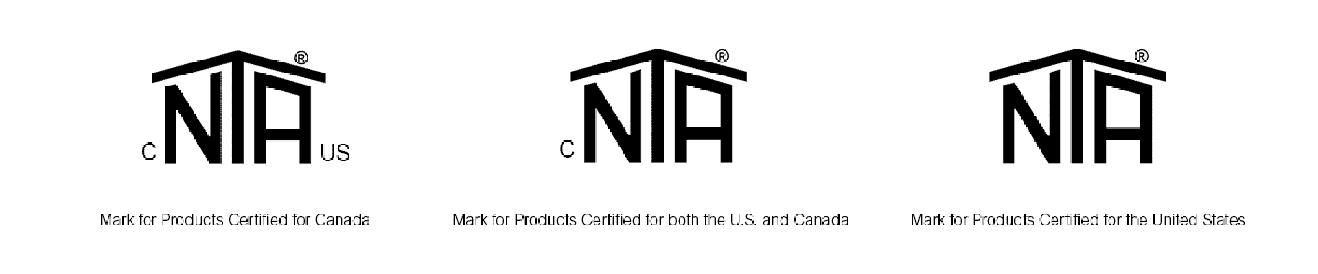 NTA Certification Mark