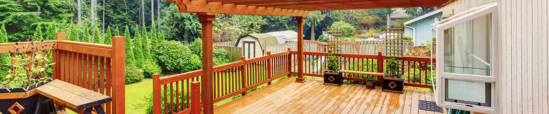 Deckboard and Railing Certification