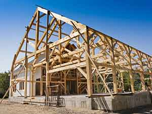 Heavy Timber Frame