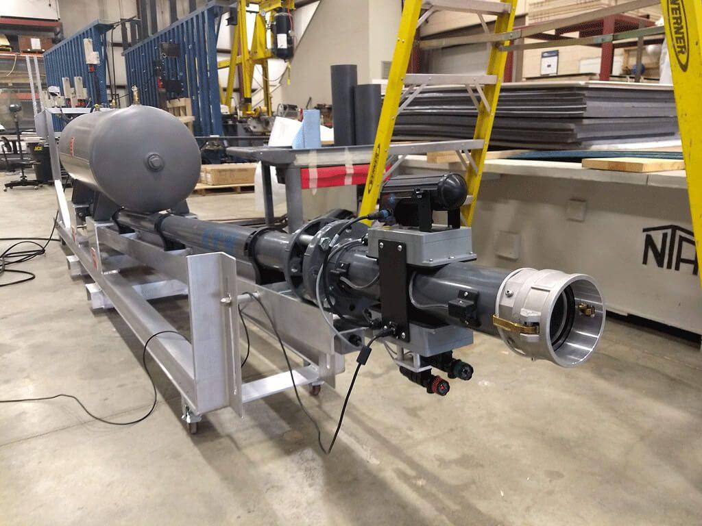 NTA Impact Cannon