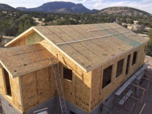 NetZero Wall and Roof SIPs