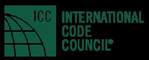 ICC logo green