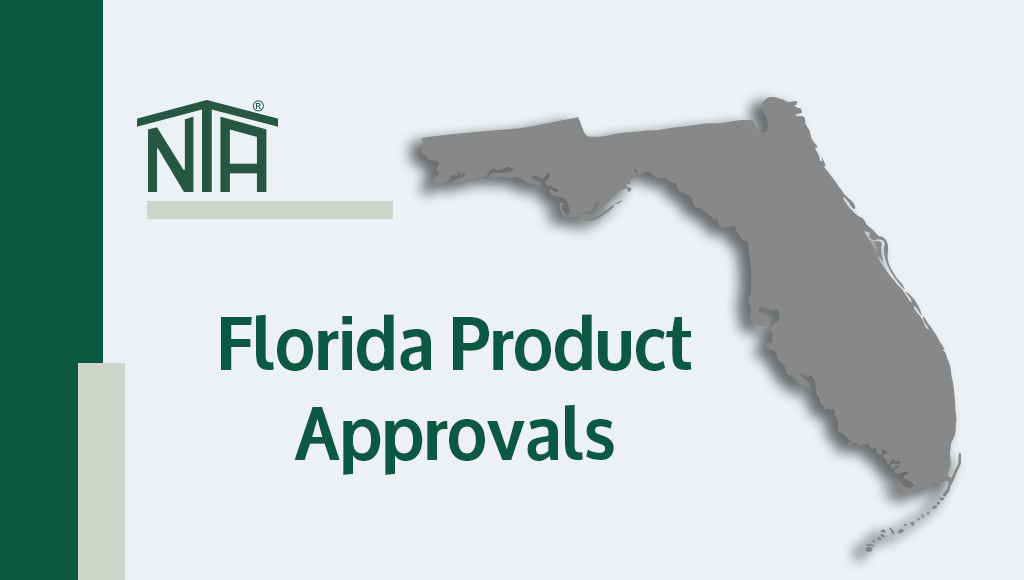 Florida Product Approval Process
